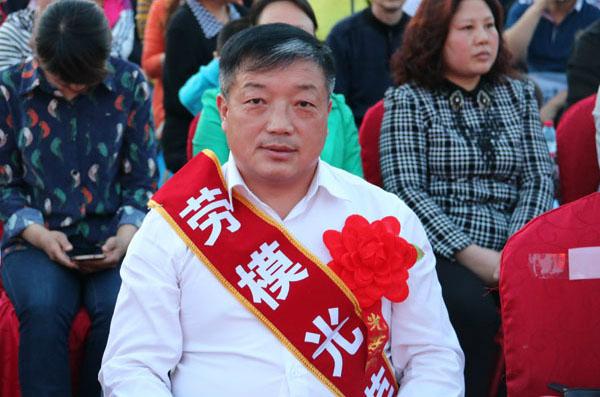 唱响中国梦  劳动最光荣